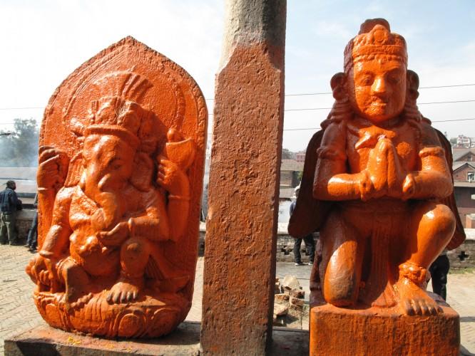 Hindu volunteer Nepal