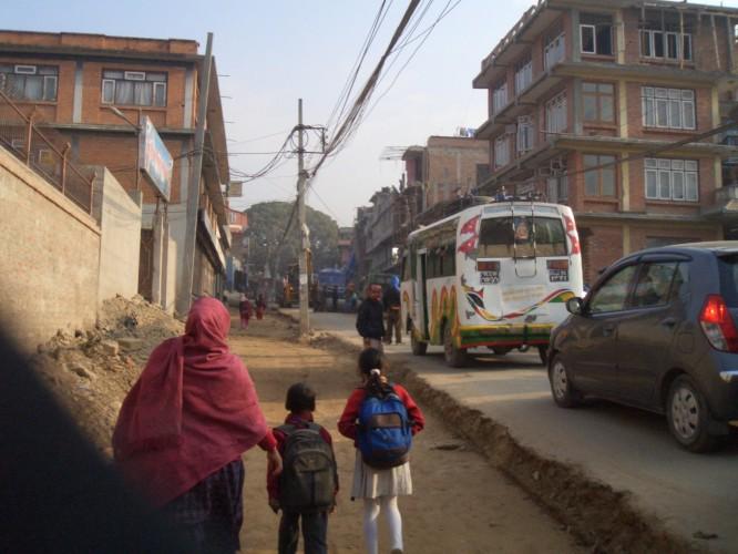 Nepal transport
