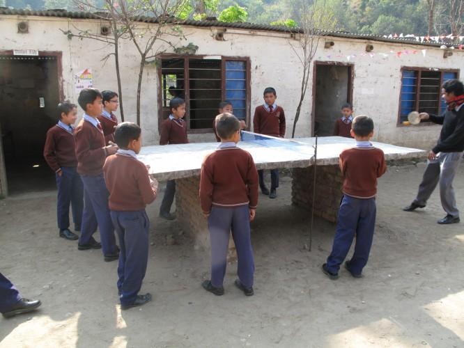 Nepal Sports volunteering